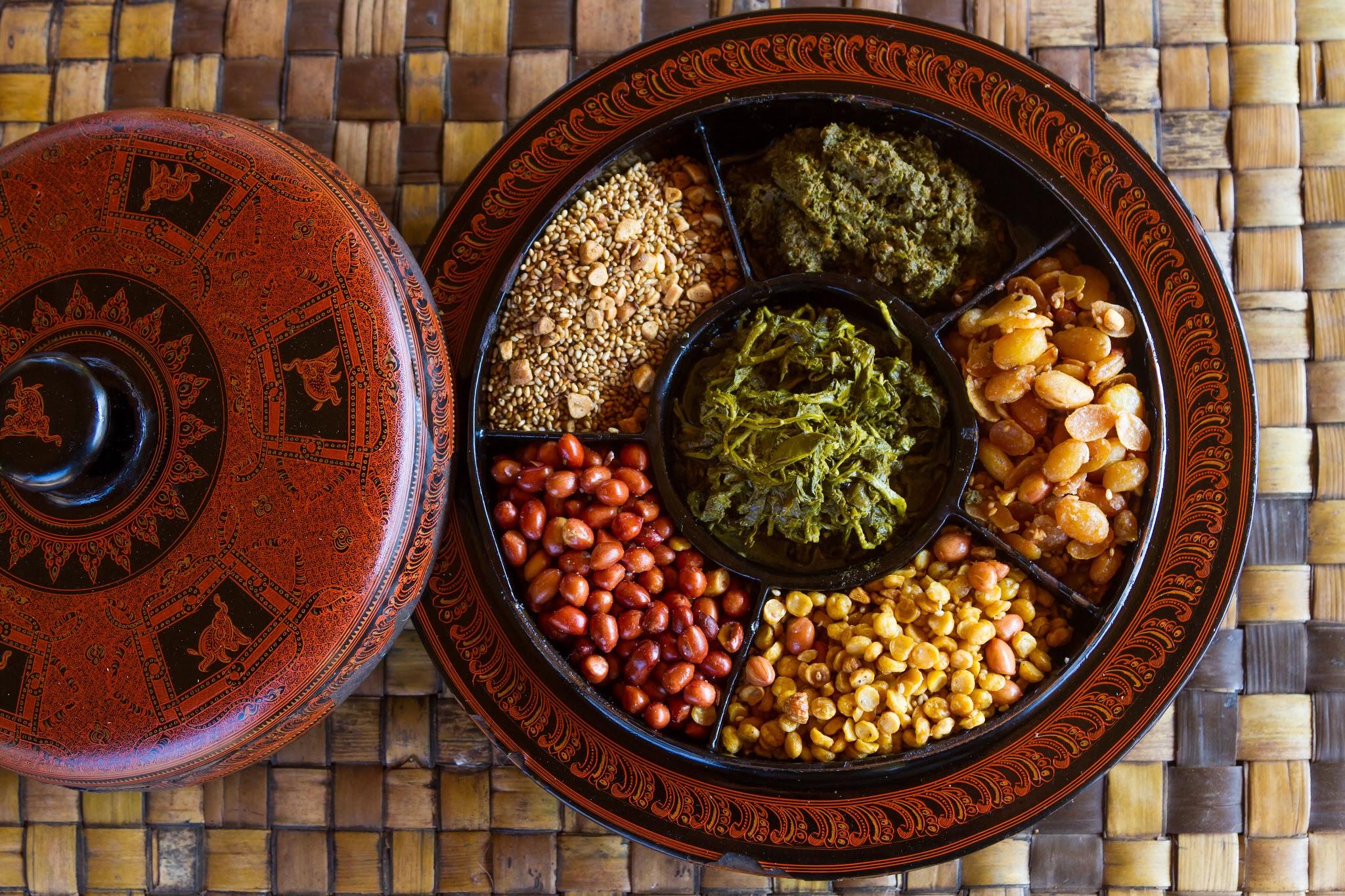 Sanctum Inle Myanmar Sweet Snacks