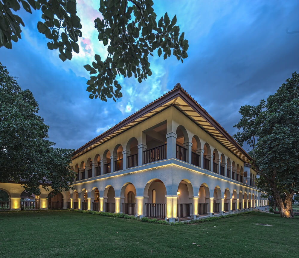 Unprecedented Appeal Sanctum Inle Resort