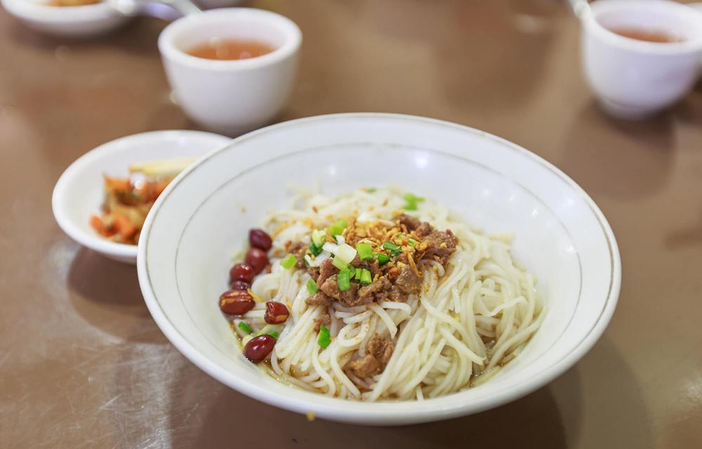 Shan-style-noodles Myanmar Food
