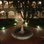 sanctum-inle-resort-couryard-lights