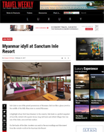 Myanmar idyll at Sanctum Inle Resort