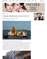 Sanctum Inle Phaung Daw Oo Pagoda Festival Prestige Singapore