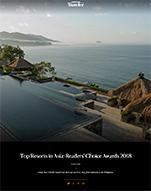 Sanctum Inle Resort in Top Resorts in Asia: Readers' Choice Awards 2018 - Conde Nast Traveler