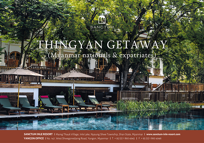 Sanctum Inle Resort Thingyan Getaway 2020