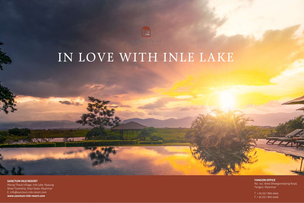 In Love with Inle Lake Package